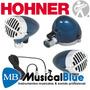 Microfono Hohner Para Armonica Blues Blaster