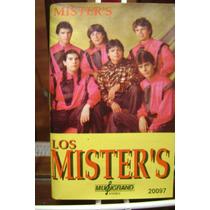 Cumbia Santafesina-los Misters-cassette