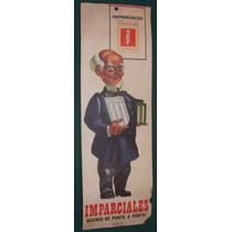 Cartel Carton Racing Club Publicidad Cigarrillos Imparciales