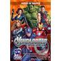 Cartas Naipe Avengers Vengadores Thor Marvel Capitan Ironman