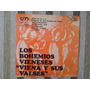 Disco De Vinilo Los Bohemios Vieneses Viena Y Sus Valses