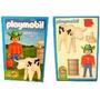 Playmobil 9608 Vaca Con Hombre Mejor Precio!!