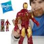 Iron Man Muñeco 30cm Original Hasbro Los Vengadores Gigante