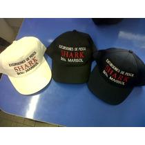 Gorras Bordadas Publicidad Parches