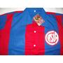Camisa Retro San Lorenzo.