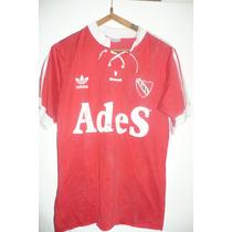 Independiente-camiseta Adidas Ades Talle 2