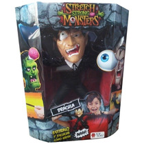 Stretch Strong Monsters Dracula Nuevo Modelo Grita !!!