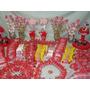 Mesa Dulce Candy Bar Tematico 40 Chicos Frozen Minnie Minion