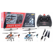 Helicopter Drift King Jx340 4 Channel Gyro I/r Control Nuevo