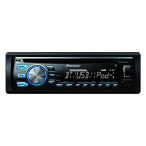 Autoestereo Pioneer Deh X4750bt Usb 50x4 Bluetooth Cd Mp3