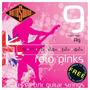 Rotosound R09 Roto Pinks Níquel Eléctrica 0.09-0.042