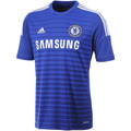 Camiseta Chelsea Original Adidas Temp 2015 Talle Xl