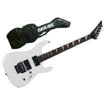 Guitarra Electrica Jackson Js32 Dinky Hh Floyd Rose C/ Funda