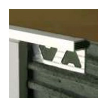 Listel Quadra 3463 Cromo Alum. Ceramicas Pisos Porcelanato