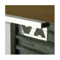 Perfil Quadra 3461 Aluminio Ceramica Pisos Porcelanato 2.5 M
