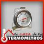 Termometro De Metal Luft Para Horno 0 A 300 ºc Blister