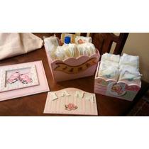 Cajas Para Bebes Porta Cosméticos. Halajero