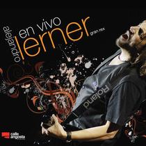 Alejandro Lerner En Vivo Gran Rex ( 2 Cd )