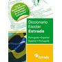Diccionario Escolar Estrada Portugues Español