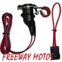 Toma Corriente Cargador Gps 12v Solo En Freeway Motos !!