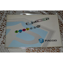 Piaggio Typhoon Manual De Usuario Original