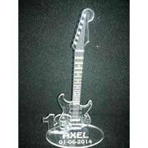Souvenirs Guitarra 18 Y 15 Bodas 50 70