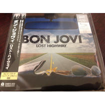 Bon Jovi Lost Highway Cd Japones Japan