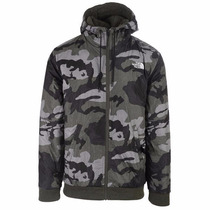 Campera The North Face Kingston Insulated Reversible Unica!!