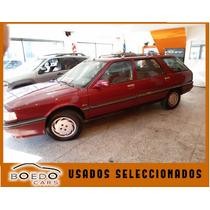 Renault 21 Nevada Con Gnc 7 Asientos Full**excelente Unidad*