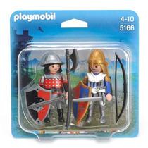 Playmobil Duo Pack Knight C/ Armas - Tuni 5166