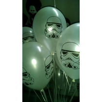 Globos De Star Wars, Baby Shower, Futbol