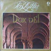 Vox Dei - La Biblia Disco Vinilo Lp