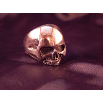 Anillo Calavera Keith Richards Plata 925