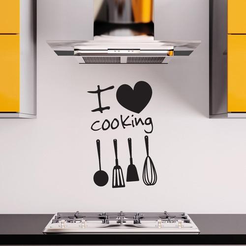 Vinilos decorativos looma para la cocina vinilos for Accesorios de cocina argentina