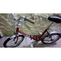 Bicicleta Toda Plegable-full-retro Antigua Aurorita