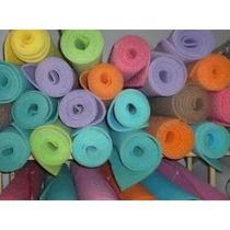 Placas De Goma Espuma De Colores