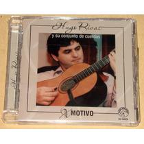 Hugo Rivas Y Su Conjunto De Cuerdas X Motivo Cd Sellado