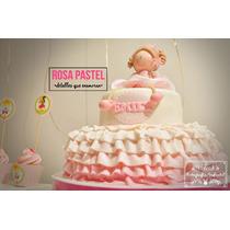 Candy Bar Torta + Cupcakes + Galletitas + Golosinas 15/20
