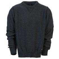 Sweater Pullover Buzo Brooksfield Hombre Acrilico Jaspeado