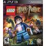 Lego Harry Potter Years 5-7 Nuevo Ps3 Dakmor Canje/venta