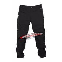 Pantalon Proteccion Termico Joe Rocket Softshell Moto Sur
