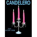 Porta Vela Centro De Mesa *candelero*