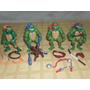 Tortugas Ninjas Mutantes Set X4 Excelentes Tmnt Neca Raphael