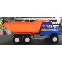 Camión De Juguete Tipo Duravit 6 Ruedas