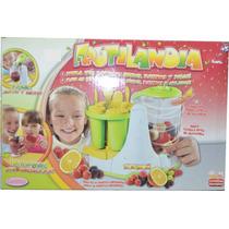 Frutilandia Fabrica De Helados Original De La Tv