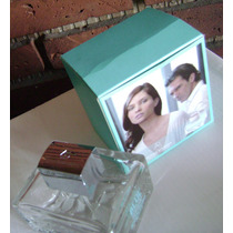Frasco Vacio Perfume Antonio Banderas 100 Ml