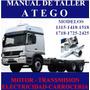 Mercedes Benz 2726 - Manual Motor 906 Pld