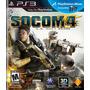 Socom 4 Us Navy Seals Comp. Move Ps3 Nuevo Sellado