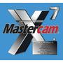 Master Cam X7 Español Cad Cam Cnc Multiejes Fresado Torno