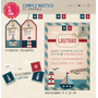 Kit Imprimible Cumple Nautico Vintage Marinero Candy Bar